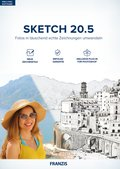Sketch 20.5 (Win & Mac), 1 CD-ROM