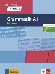 Deutsch intensiv Grammatik A1