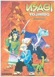 Usagi Yojimbo - Kusanagi
