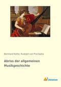 Abriss der allgemeinen Musikgeschichte