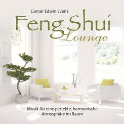 Feng Shui Lounge, 1 Audio-CD