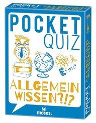 Pocket Quiz Allgemeinwissen (Spiel)