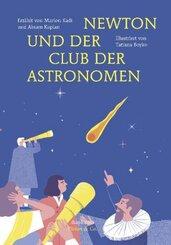 Newton und der Club der Astronomen