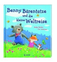 Benny Bärentatze und die kleine Weltreise