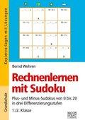 Rechnenlernen mit Sudoku 1./2. Klasse