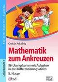 Mathematik zum Ankreuzen 5. Klasse