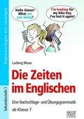 Die Zeiten im Englischen