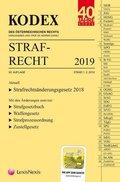 KODEX Strafrecht 2019 (f. Österreich)