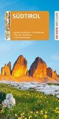 Go Vista Info Guide Reiseführer Südtirol