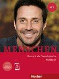 Menschen - Deutsch als Fremdsprache: Kursbuch; .A2