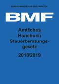 Amtliches Handbuch Steuerberatungsgesetz 2018/2019