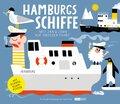 Hamburgs Schiffe, m. Poster