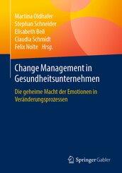 Change Management in Gesundheitsunternehmen