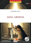 King Arthur, w. Audio-CD