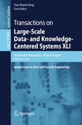 Transactions on Large-Scale Data- and Knowledge-Centered Systems XLI