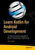Learn Kotlin for Android Development