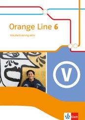 Orange Line. Ausgabe ab 2014: 10. Klasse, Vokabeltraining aktiv