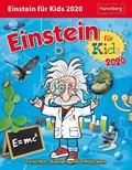 Einstein für Kids 2020 - Kalender, Tischkalender