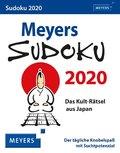 Meyers Sudoku 2020 - Kalender, Tischkalender