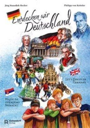 Entdecken wir Deutschland