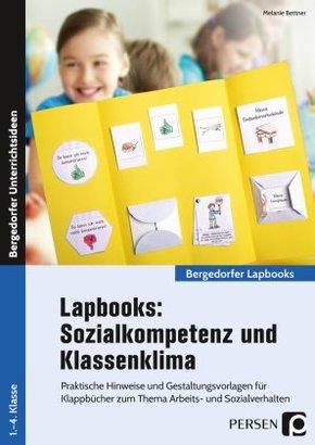 Lapbooks: Sozialkompetenz und Klassenklima