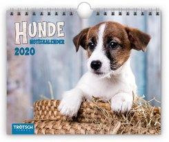Hunde 2020, Notizkalender