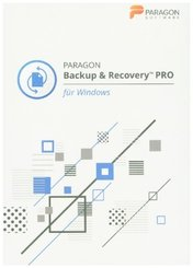 Paragon Backup & Recovery PRO, 1 DVD-ROM