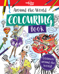 Around the World Colouring Book