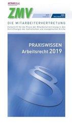 Praxiswissen Arbeitsrecht 2019