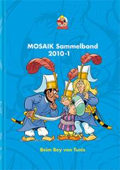 MOSAIK Sammelband - Beim Bey von Tunis