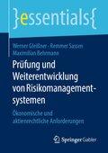 Prüfung und Weiterentwicklung von Risikomanagementsystemen