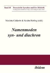 Namenmoden syn- und diachron