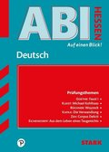 Abi - auf einen Blick! Deutsch Hessen 2019/2020