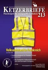 Ketzerbriefe: Volksaufstand in Frankreich; Book XXIV