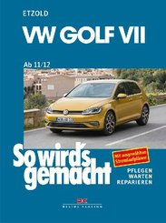 So wird's gemacht: VW Golf VII ab 11/12