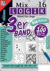 Mix Logik 3er-Band - Nr.16