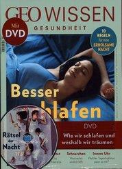 Besser schlafen, m. DVD