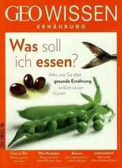 GEO Wissen Ernährung - H.6/2018
