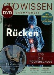 Mein Rücken, m. DVD