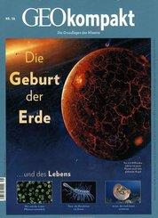 GEO kompakt: Die Geburt der Erde