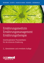 Ernährungsmedizin - Ernährungsmanagement - Ernährungstherapie