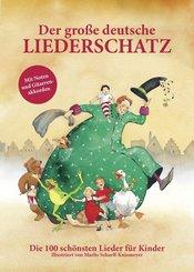 Der große deutsche Liederschatz