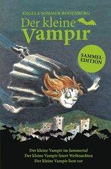 Der kleine Vampir, Der kleine Vampir im Jammertal; Der kleine Vampir feiert Weihnachten; Der kleine Vampir liest vor