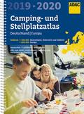 ADAC Camping- und Stellplatzatlas Deutschland/Europa 2019/2020