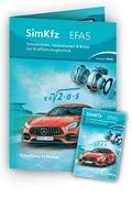 SimKfz EFA5, Keycard mit Freischaltcode für eine Einzellizenz