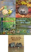 Buchpaket Natur, 5 Bde.