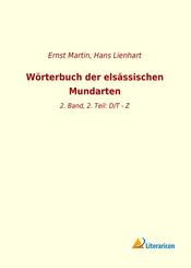 Wörterbuch der elsässischen Mundarten