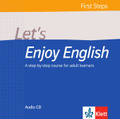 Let's Enjoy English: First Steps, Audio-CD