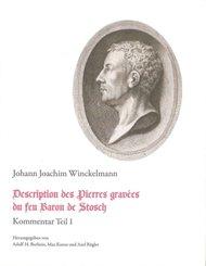 Schriften und Nachlaß: Description des Pierres gravées du feu Baron de Stosch, 2 Bde.; .7,2