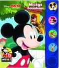 Micky & Freunde - Mickys Baumhaus, Silhouetten-Soundbuch
